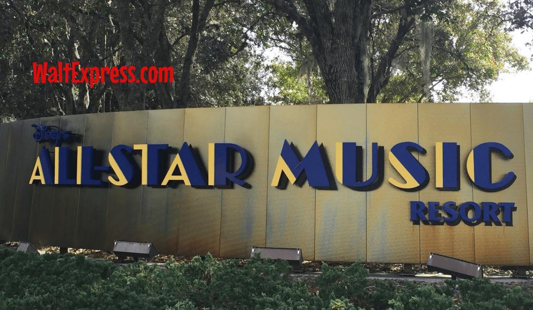 Disney's All-Star Music Resort: A Disney World Resort Review