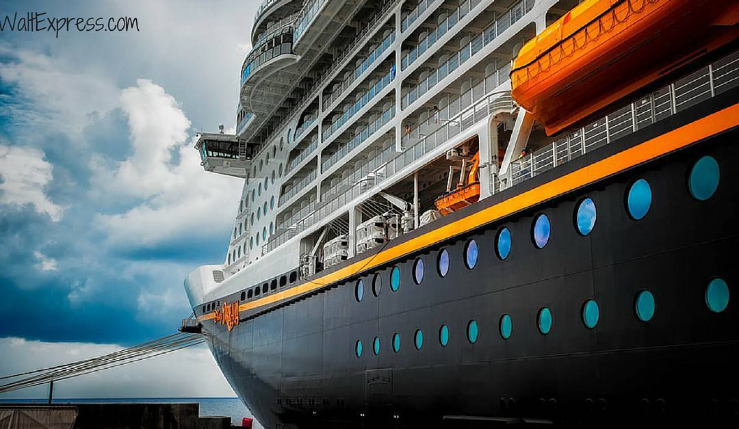 Disney Cruise Line: There's an App for That too!