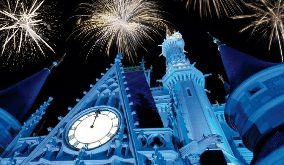 #DisneyParksLive to Broadcast Magic Kingdom Fireworks New Year's Eve