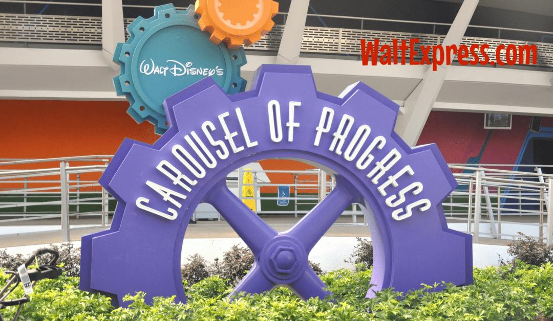 Video: Carousel of Progress at Magic Kingdom a Disney World Review