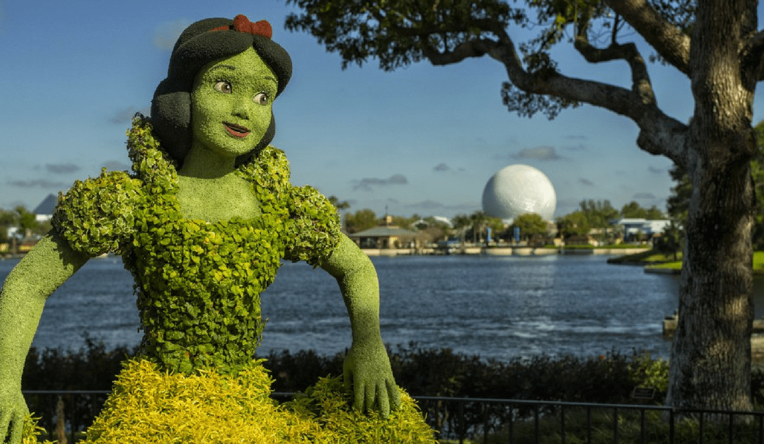 What's New: 2017 Epcot International Flower and Garden Festival