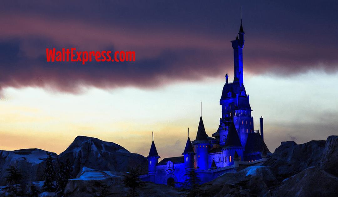 Sneak Peek from Disney's Beauty and the Beast in Disney Parks!