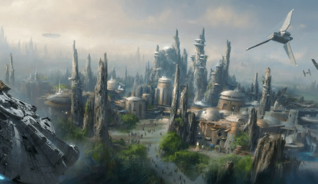 Just Announced: Star Wars Land Set to Open in 2019 in Disney Parks