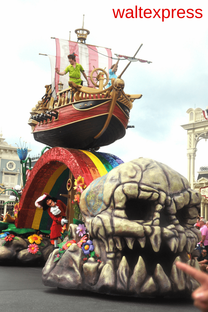 Video A Review Of Disney S Festival Of Fantasy Parade At