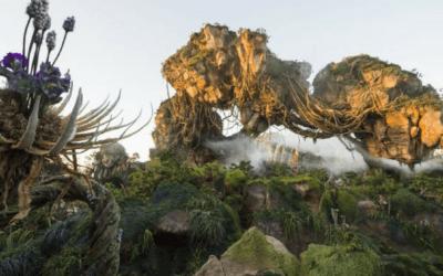 New Video: from Animal Kingdom's Pandora: World of Avatar