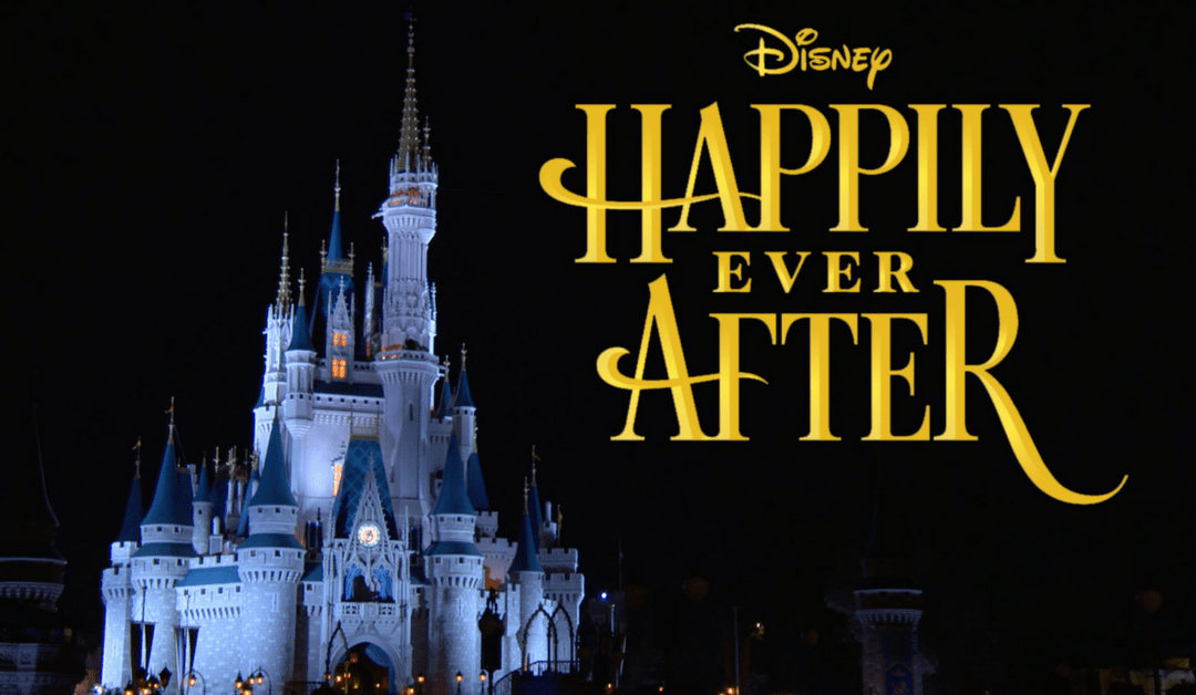 #DisneyParksLIVE: Presents Happily Ever After LIVE on May 12