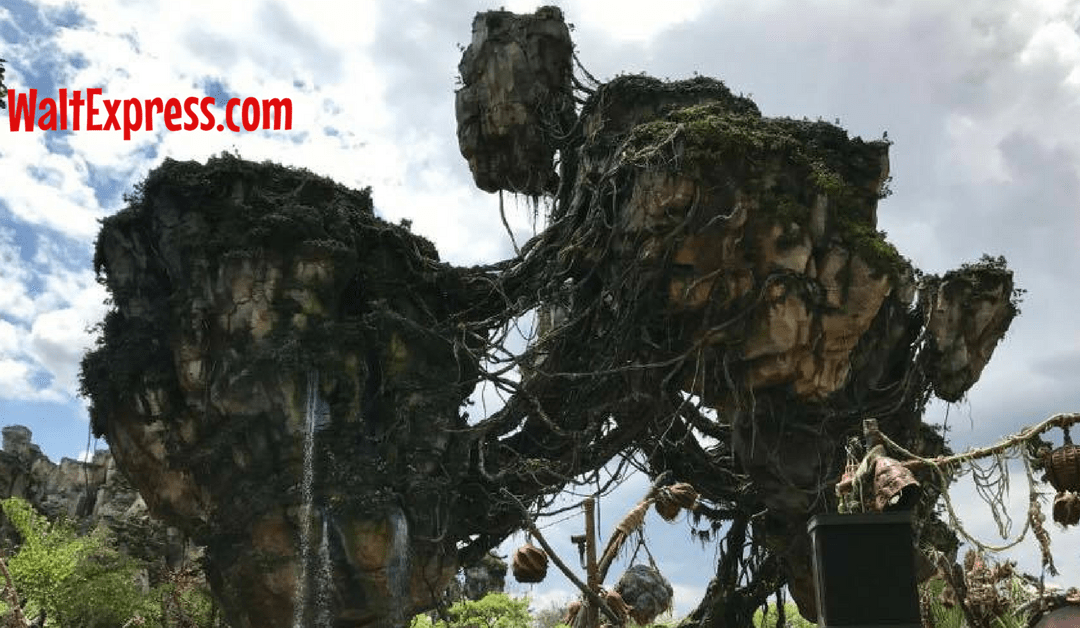 Video: A Review from Animal Kingdom's Newest Land Pandora