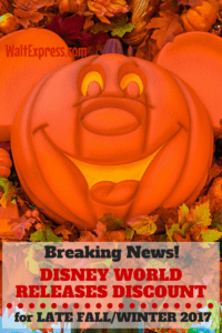 Breaking News: Disney World Releases MAGICAL HOLIDAYS Discount