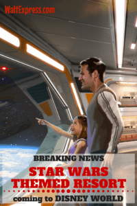 The lands, both called Star Wars: Galaxy's Edge, will allow guests to visit a remote trading port on the edge of wild space, where Star Wars characters and their stories come to life – and where guests will find themselves in the middle of the action.