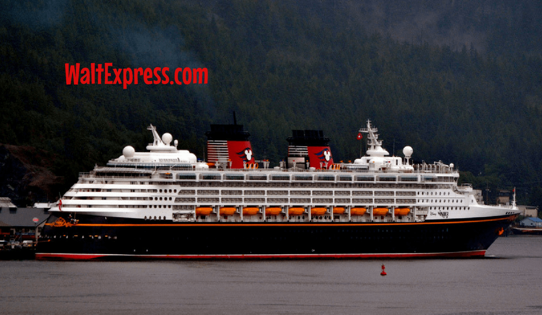 Breaking News: Disney Cruise Line Adding Three New Ships