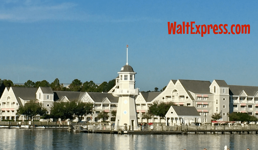 Disney's Yacht Club Resort: A Disney World Resort
