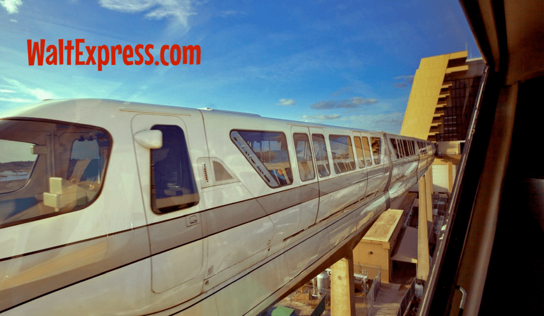 New Monorail Dining Package Available at Disney World