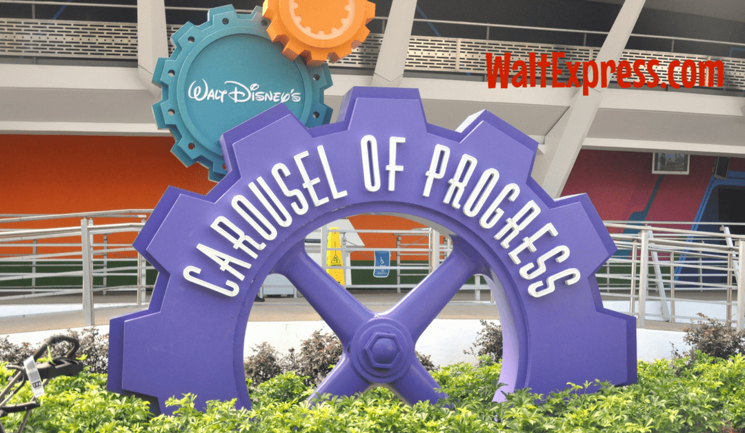 Video: Carousel of Progress at Magic Kingdom a Disney World Review