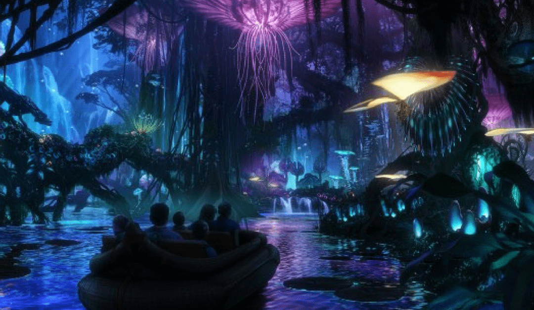 NEW Video Released for Pandora, The World of Avatar