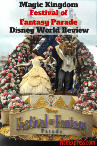 Video: A Review of Disney's Festival of Fantasy Parade at Magic Kingdom
