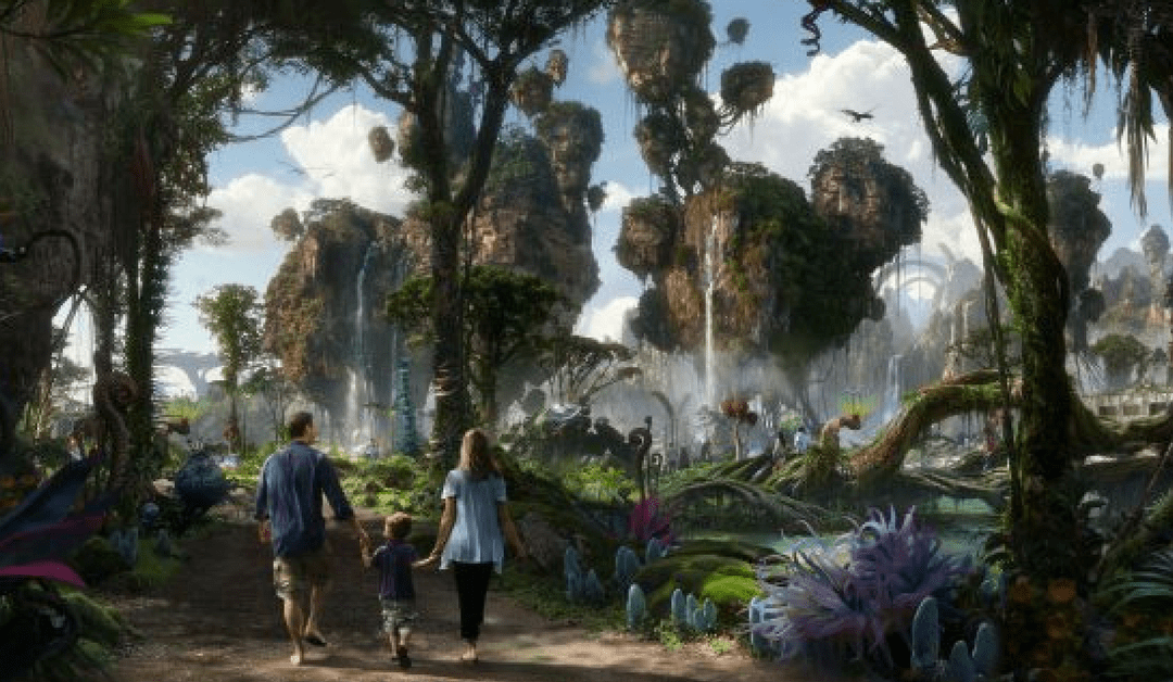 What To Expect in Pandora, World of Avatar in Disney's Animal Kingdom