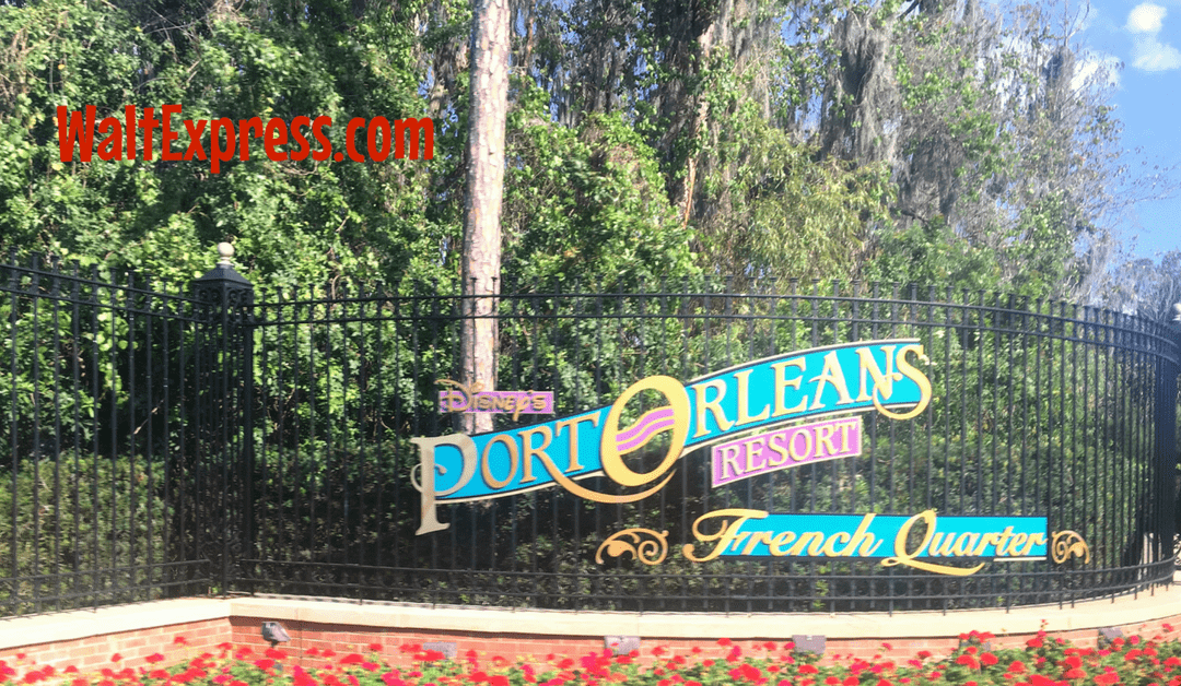Port Orleans French Quarter: A Disney World Resort Review
