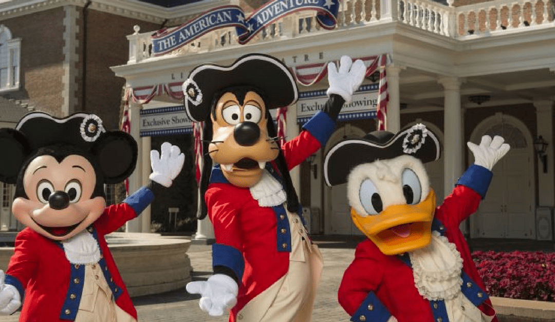 How To Celebrate The Fourth Of July While Visiting Disney World
