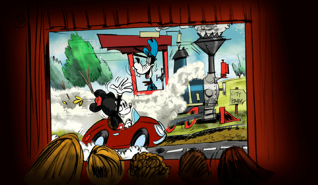Mickey and Minnie's Runaway Railway Will Replace Great Movie Ride